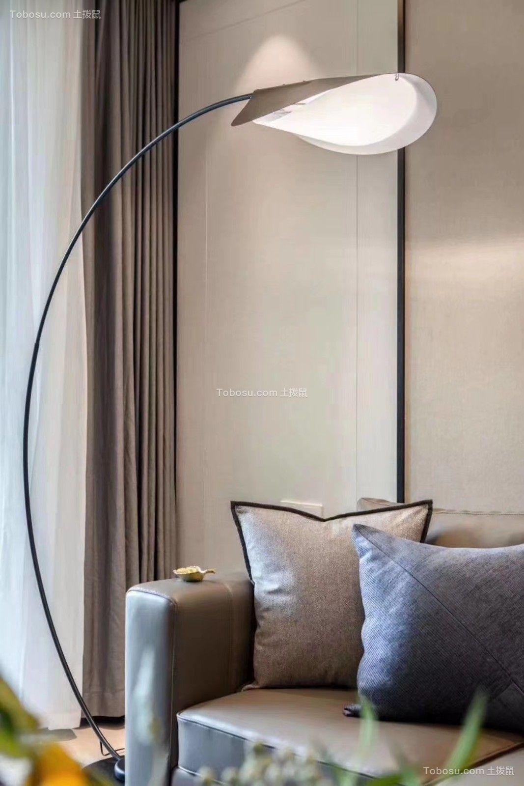 2019现代简约客厅装修设计 2019现代简约灯具图片