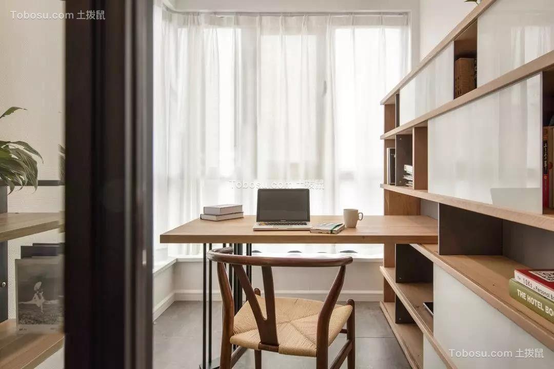 112平米清新北欧3室2厅,温馨实用又有格调的家