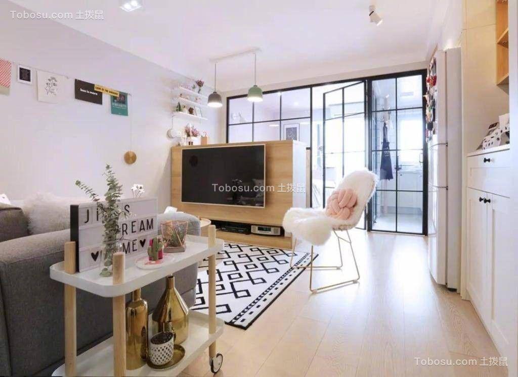 北欧U乐国际一房一厅户型32平方优乐娱乐官网欢迎您