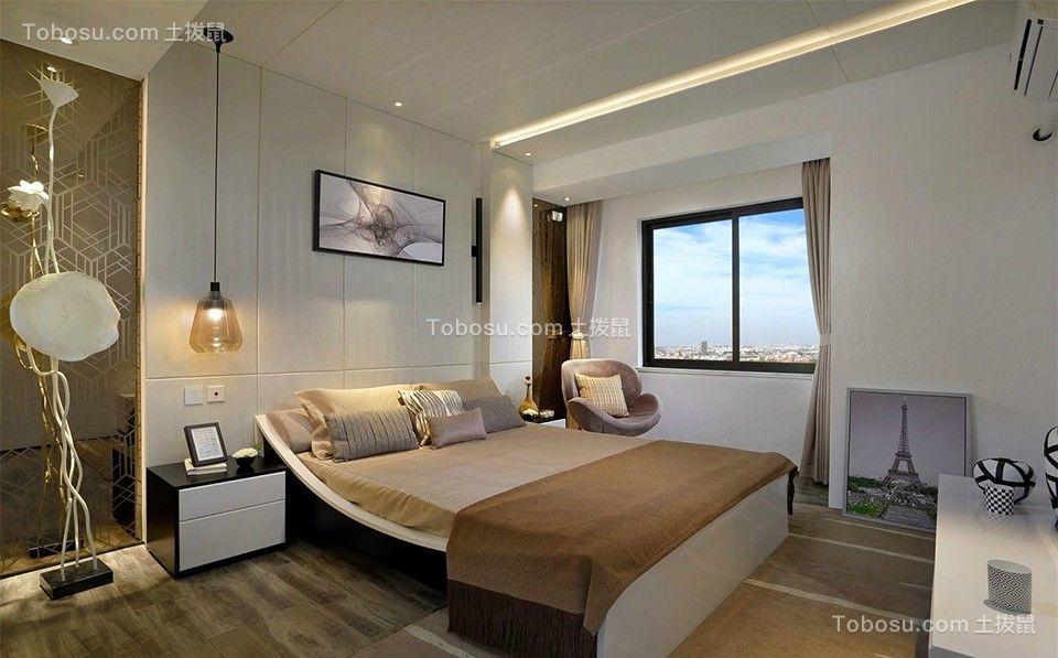 2019现代欧式卧室装修设计图片 2019现代欧式背景墙装饰设计