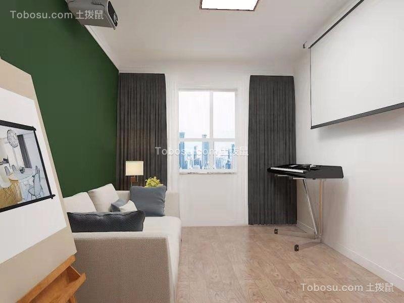 2020现代简约卧室装修设计图片 2020现代简约细节装饰设计