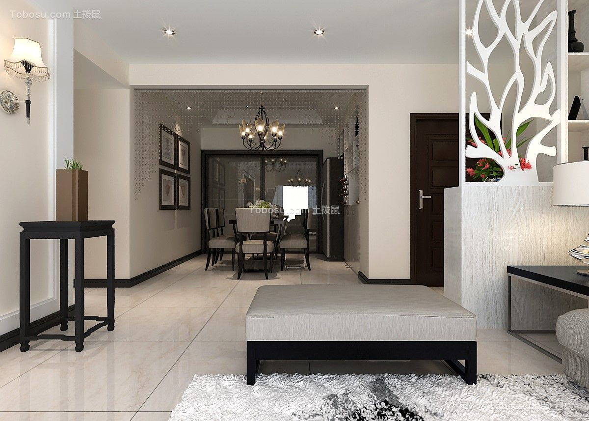 2019现代客厅装修设计 2019现代沙发装修设计