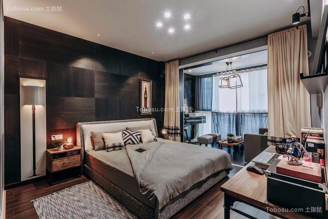 2020现代简约卧室装修设计图片 2020现代简约细节装修图
