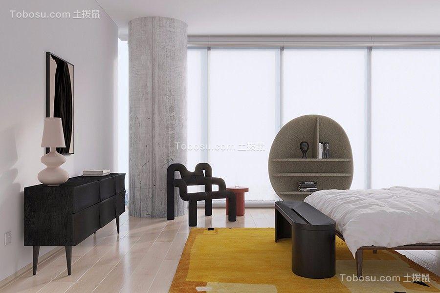2019现代简约卧室装修设计图片 2019现代简约细节装修图