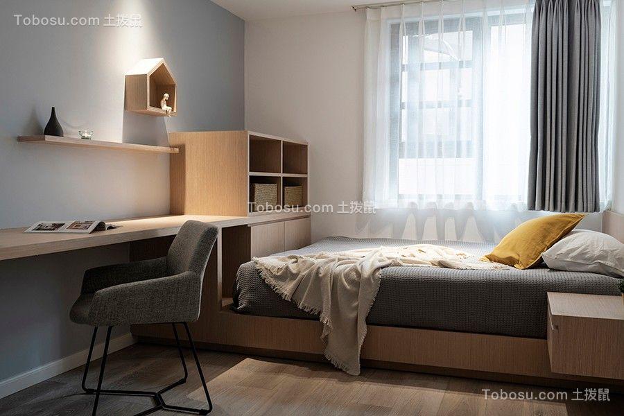 2019简约卧室装修设计图片 2019简约窗台装修设计图片