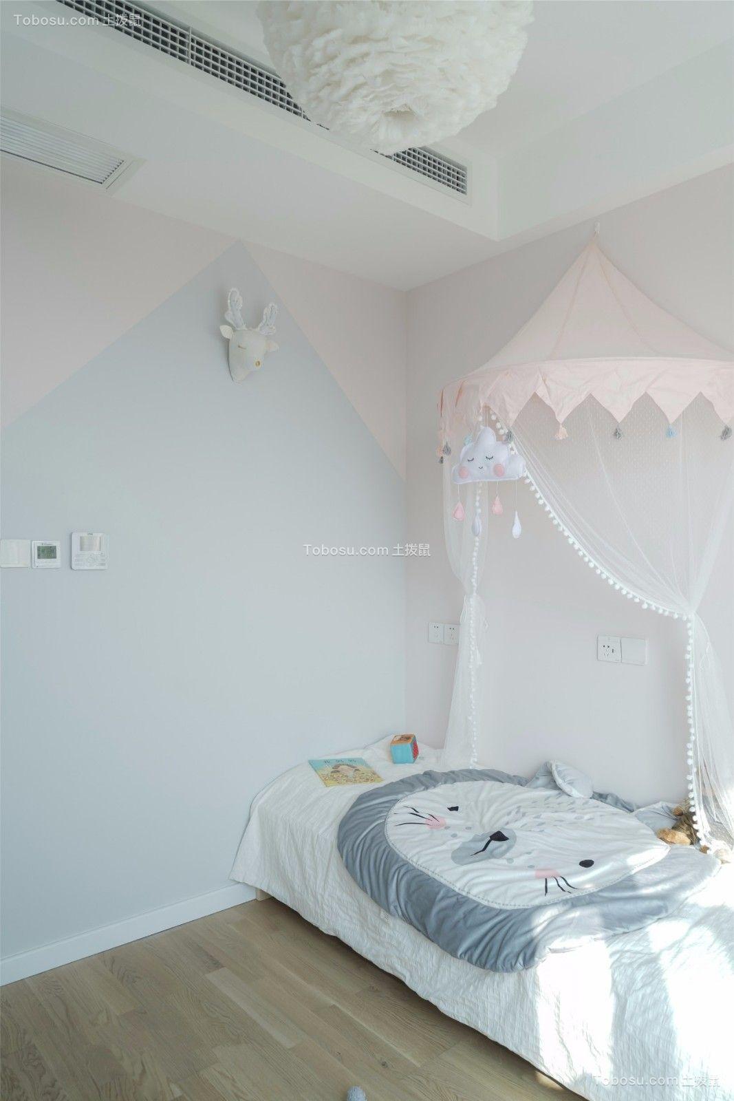 【维享家装饰】天骄公园82平现代简约,温馨优雅,好甜的家