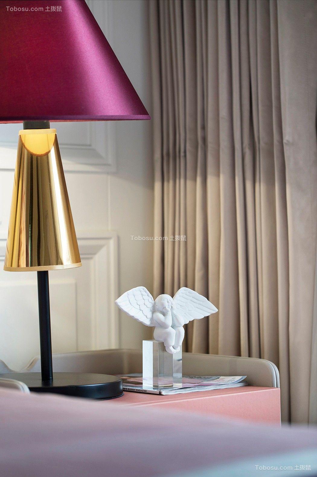 2019法式客厅装修设计 2019法式灯具图片