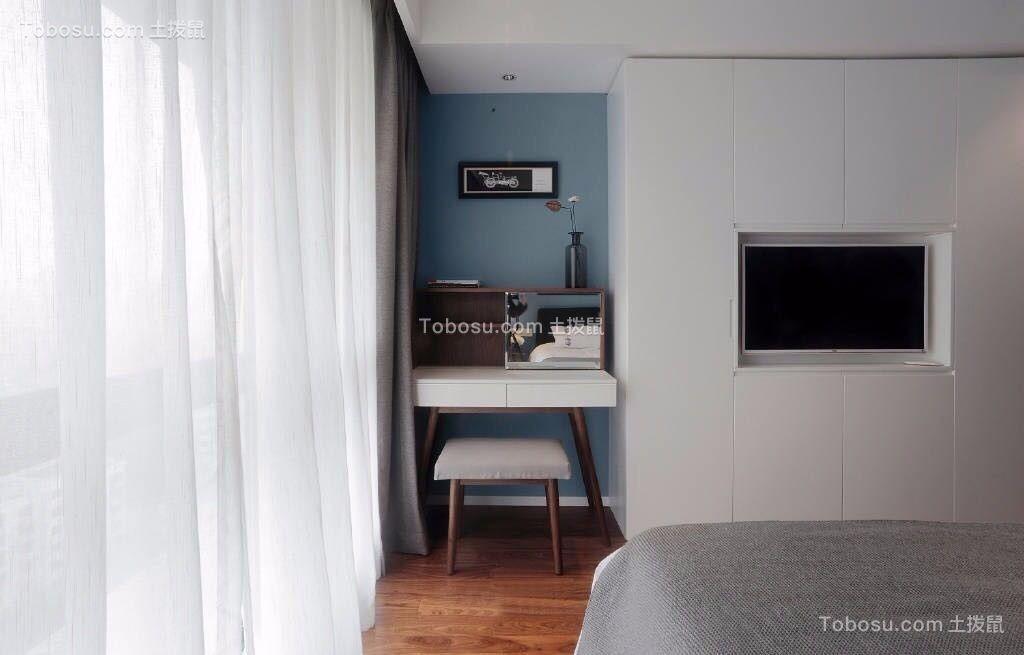 2019现代卧室装修设计图片 2019现代衣柜装修效果图片