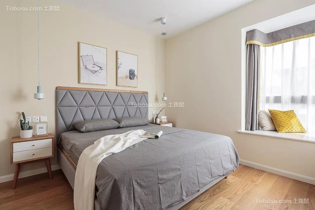 2019日式卧室装修设计图片 2019日式床头柜装修设计图片