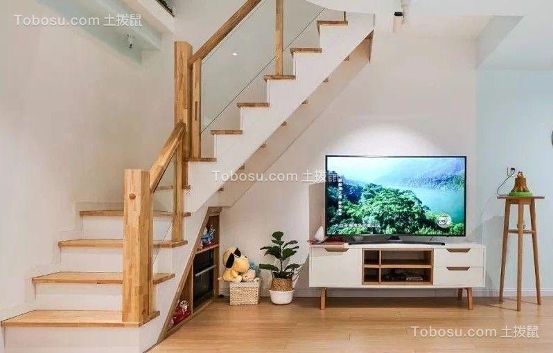 2020北欧客厅装修设计 2020北欧楼梯装修设计