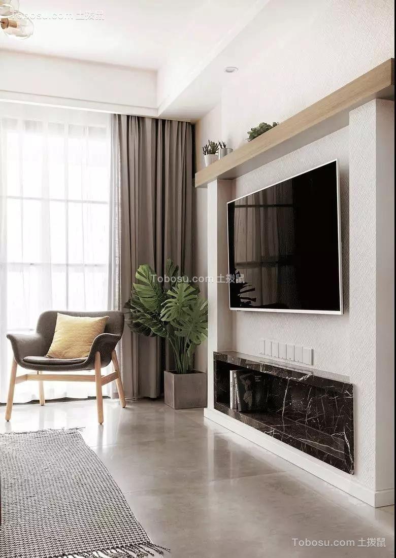 2020混搭客厅装修设计 2020混搭背景墙图片