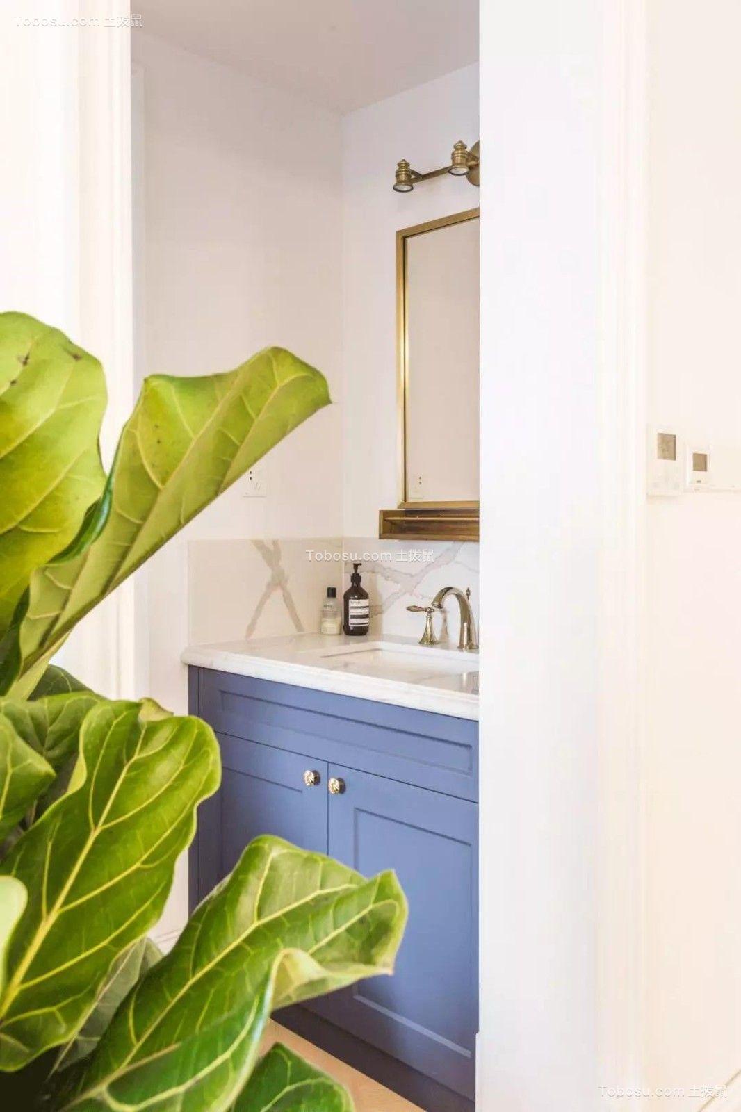 2020现代卫生间装修图片 2020现代洗漱台装饰设计