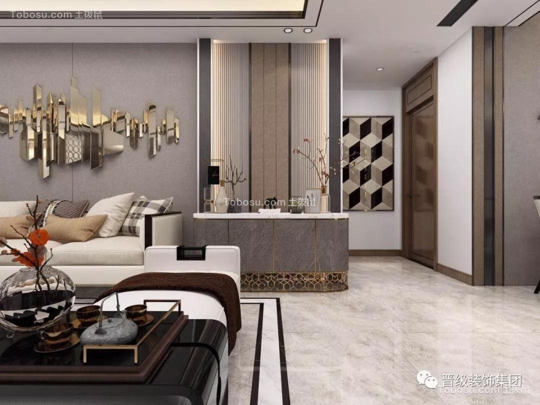 2020后现代客厅装修设计 2020后现代过道图片