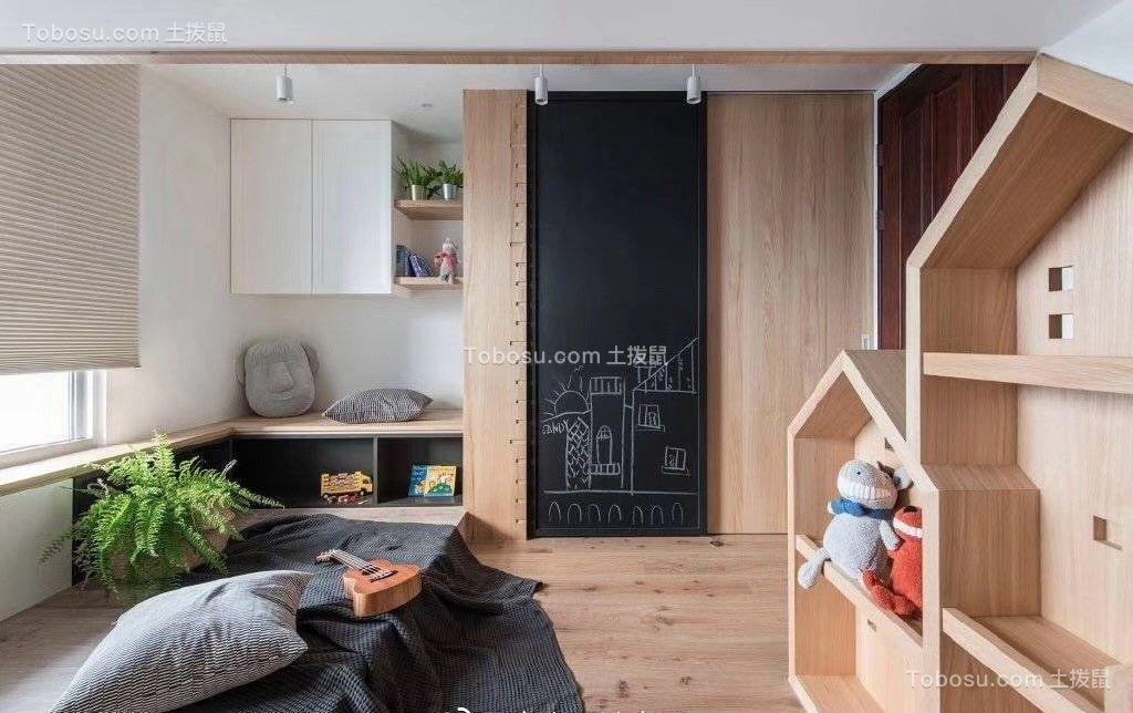 2020日式儿童房装饰设计 2020日式窗台图片