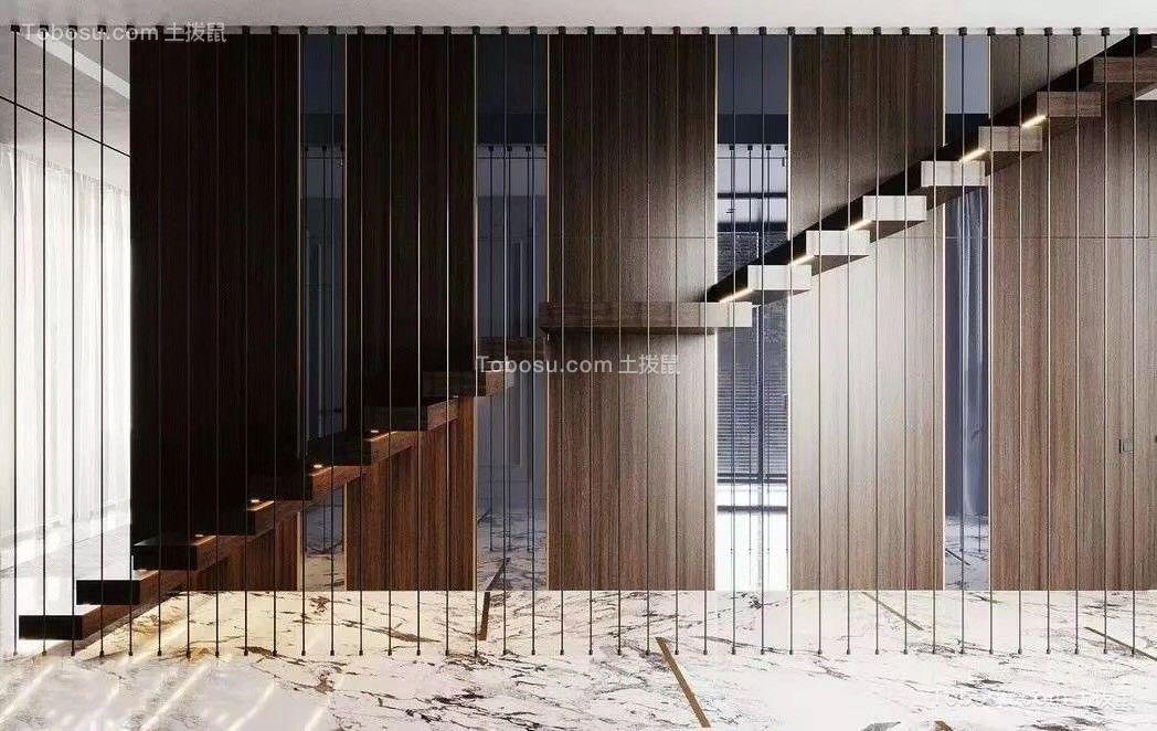 2019现代玄关图片 2019现代楼梯装修图