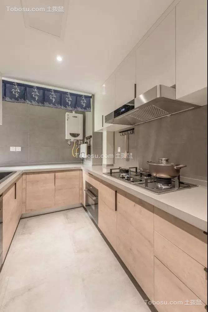 2019日式厨房装修图 2019日式厨房岛台装饰设计