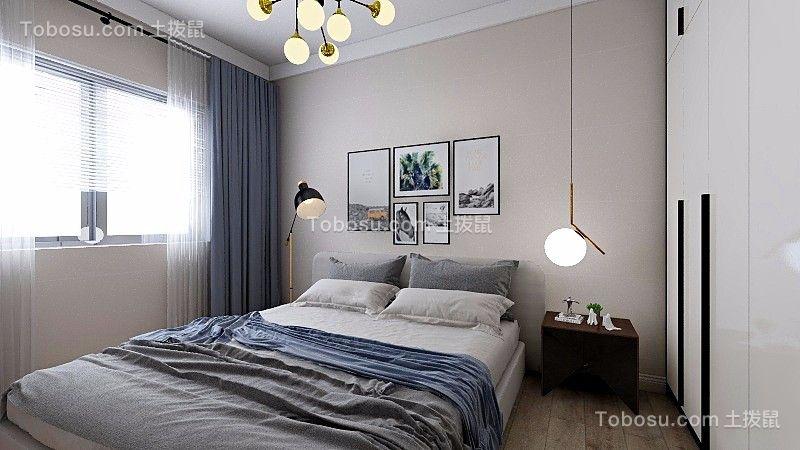 2019现代卧室装修设计图片 2019现代吊顶效果图
