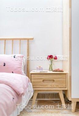 2019中式儿童房装饰设计 2019中式床头柜装修设计图片