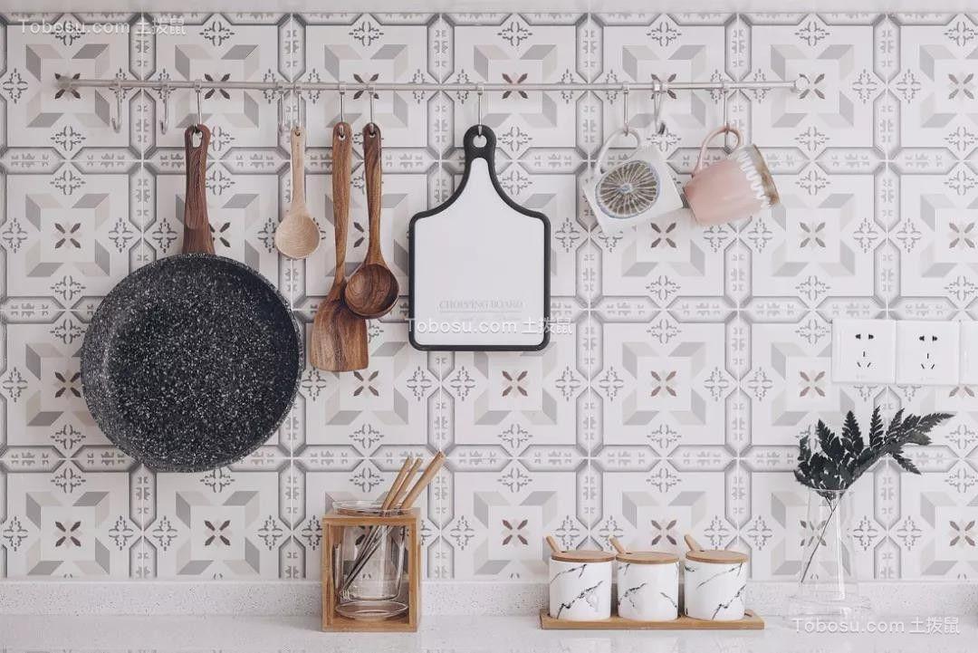 2019美式厨房装修图 2019美式厨房岛台装饰设计