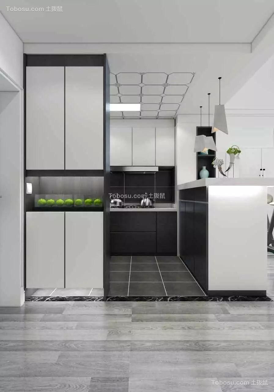 2019现代厨房装修图 2019现代吊顶装饰设计