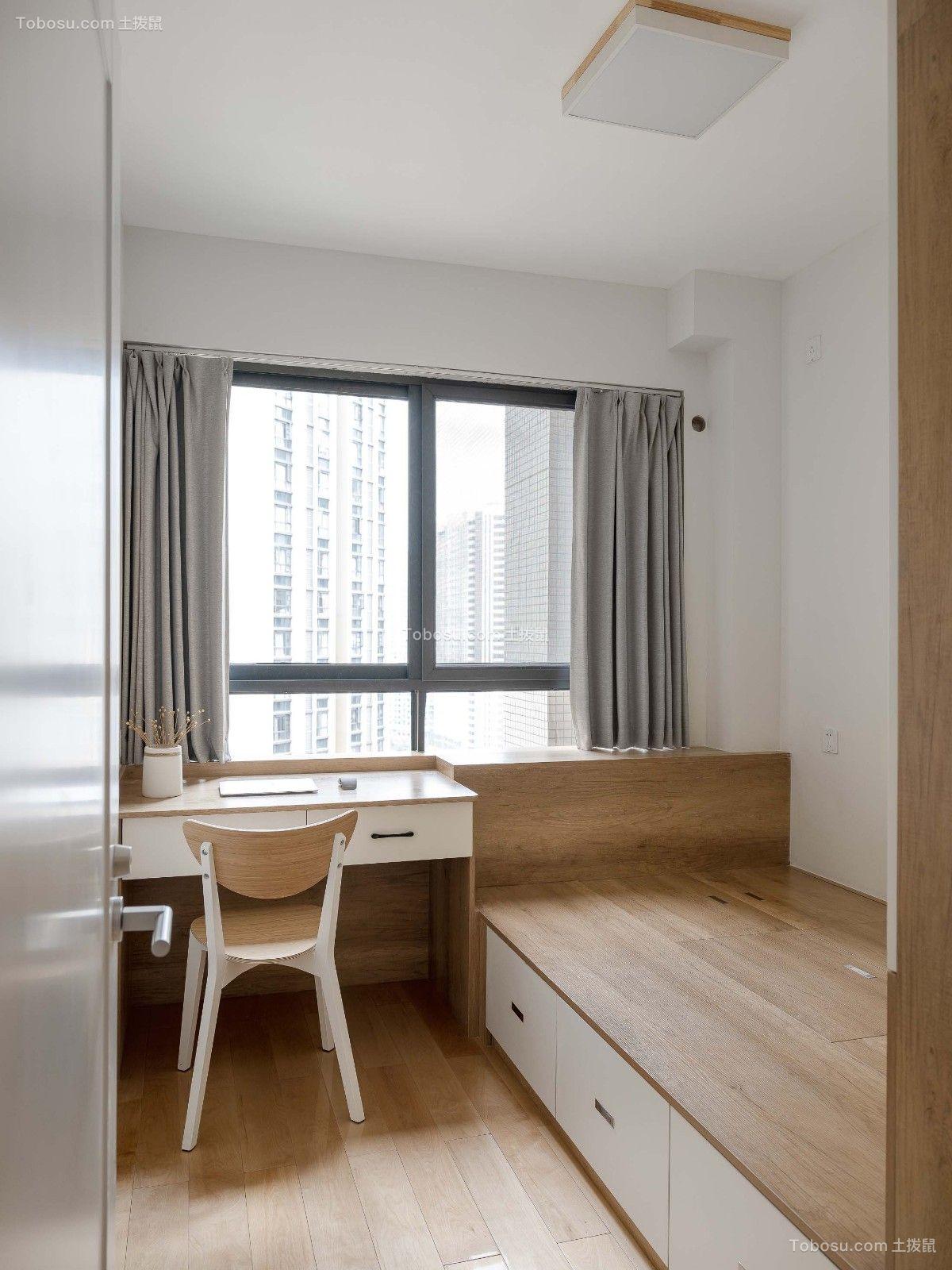 2019新中式卧室装修设计图片 2019新中式榻榻米装修设计图片