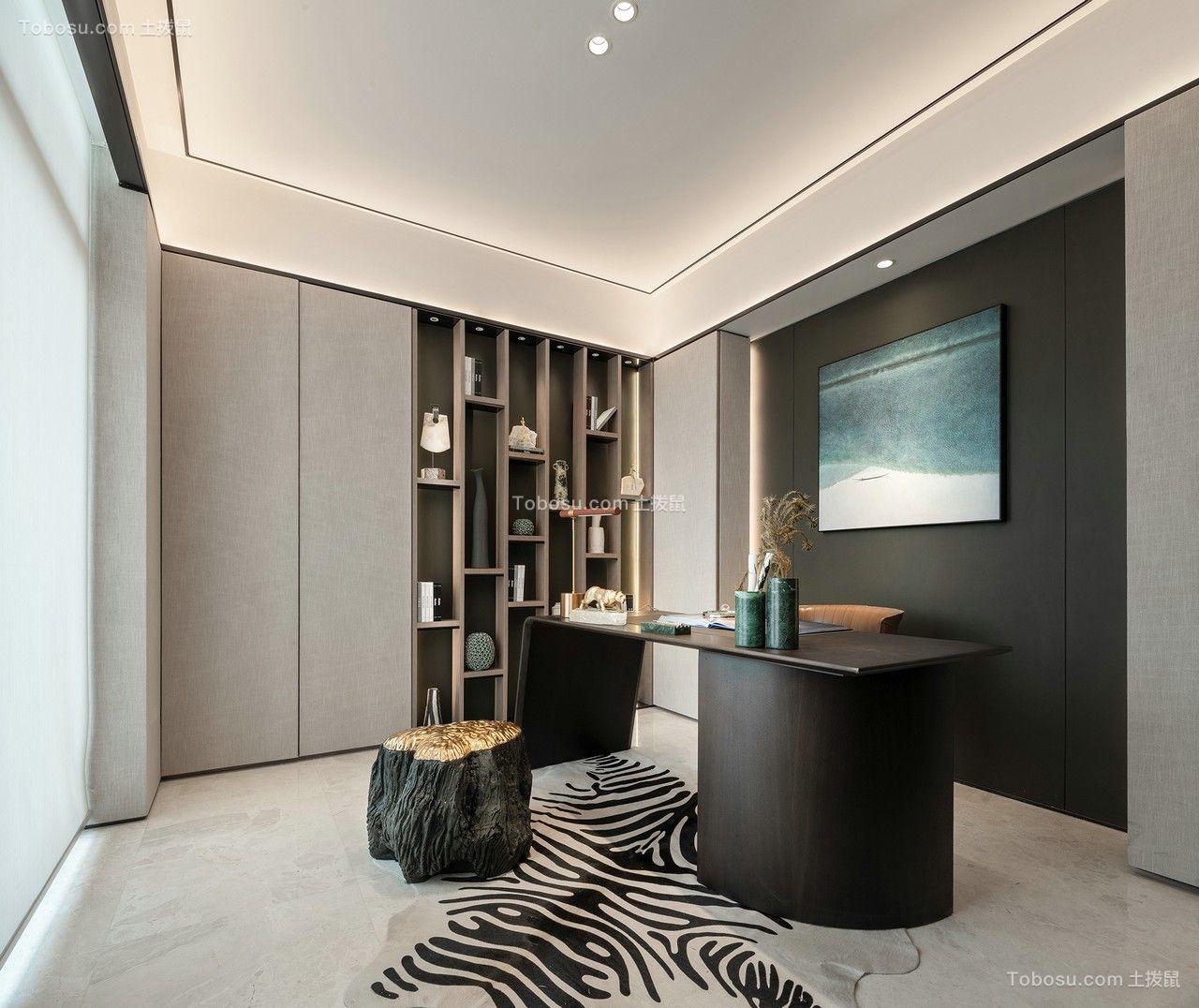 现代风格大四居室设计
