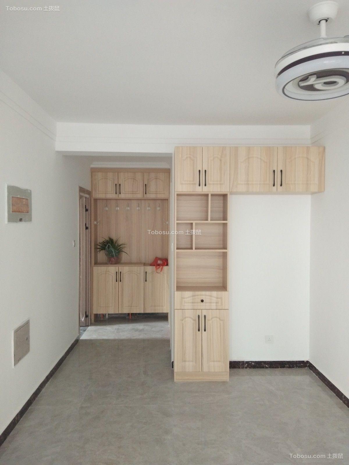 125平米现代简约风格三室