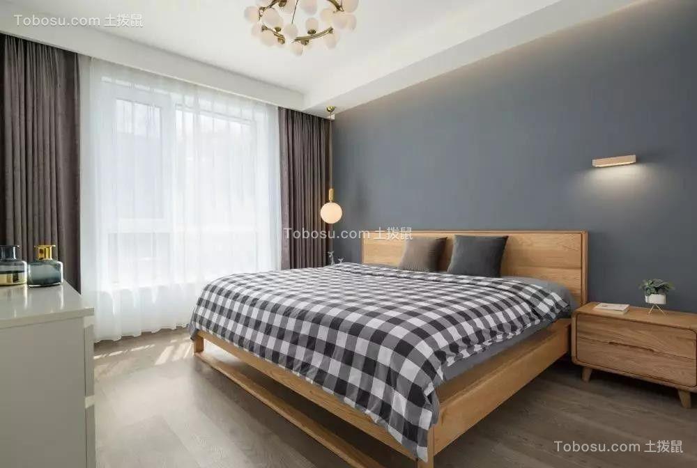 2019北欧卧室装修设计图片 2019北欧吊顶效果图
