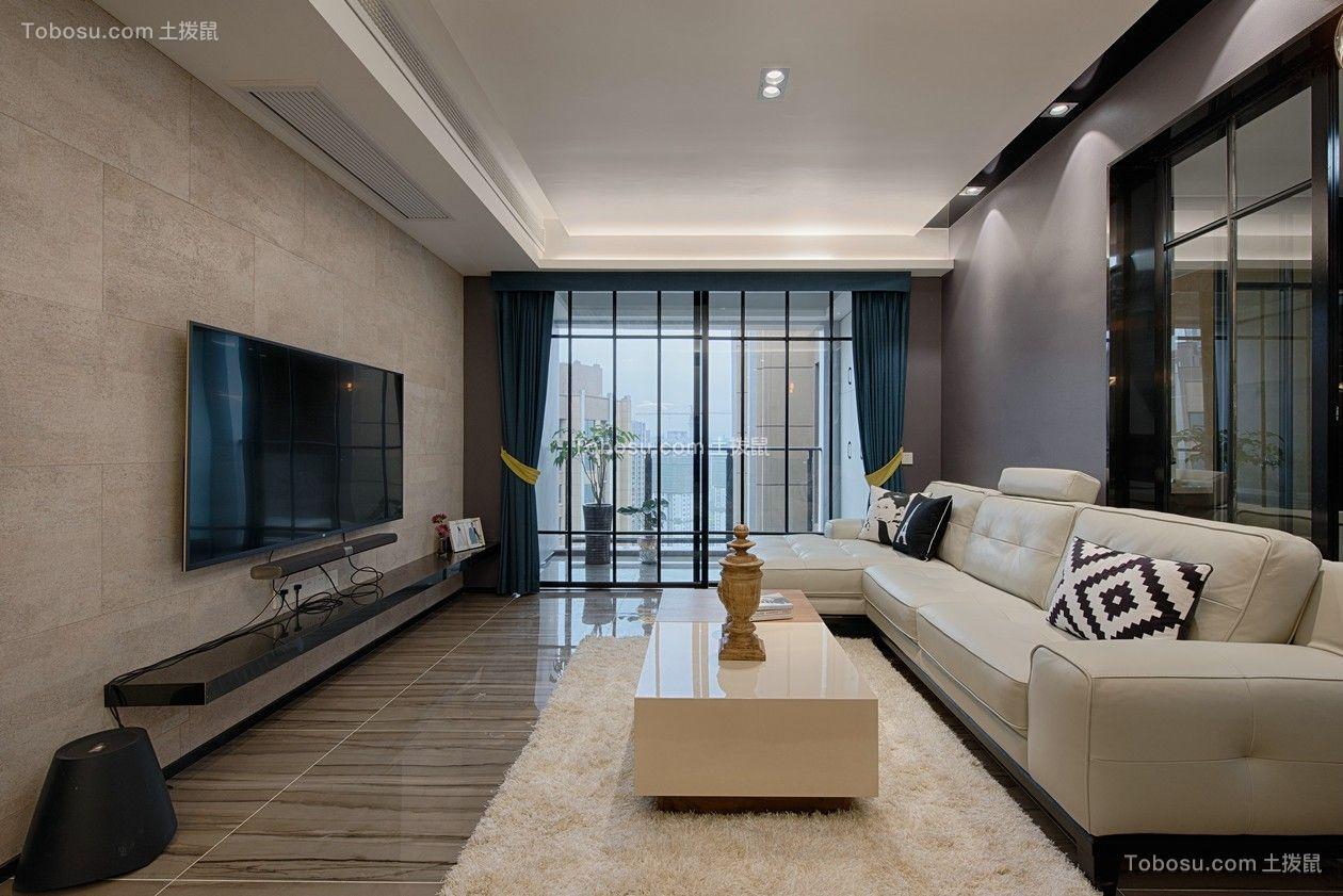 2019现代客厅装修设计 2019现代细节装饰设计