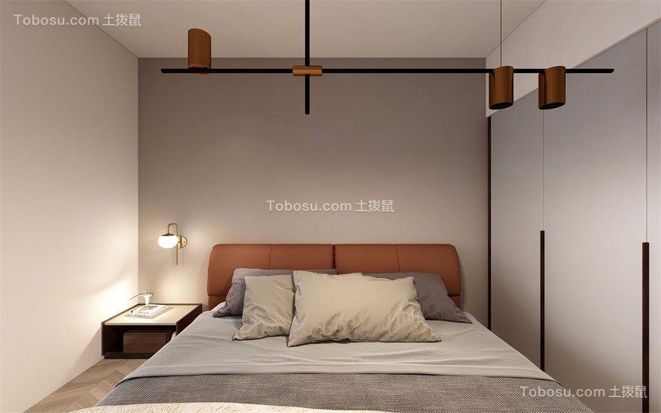 【万光山海城120平米】现代极简装修案例,格调高雅有品味