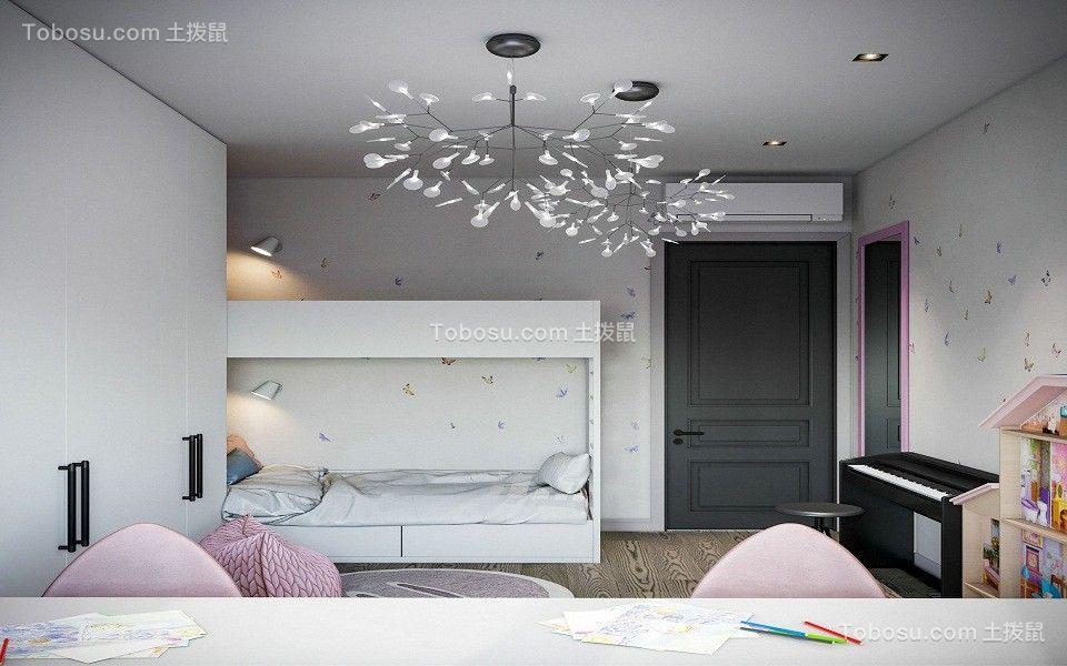2019现代儿童房装饰设计 2019现代细节装修图片