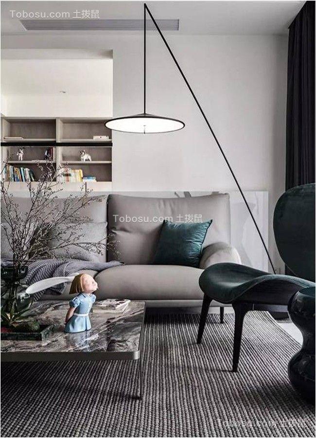 2019简约客厅装修设计 2019简约细节装饰设计