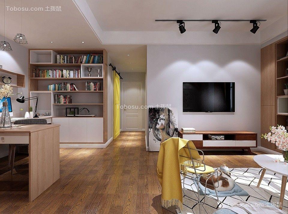2020北欧客厅装修设计 2020北欧吊顶设计图片