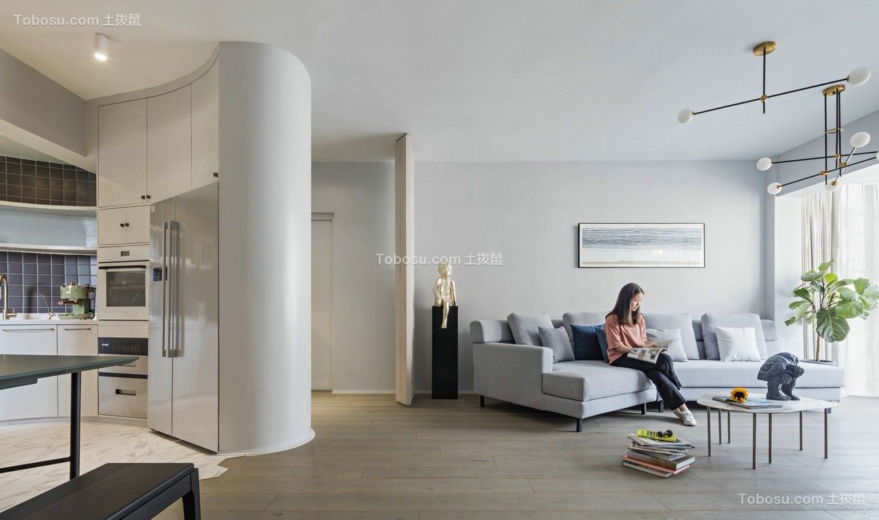 2019新古典客厅装修设计 2019新古典细节装饰设计