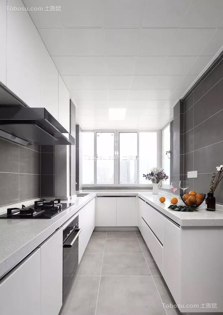 140平米现代北欧3室2厅,简约舒适演绎品质生活