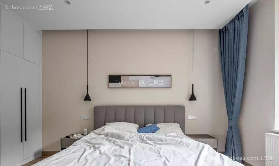 2019北欧卧室装修设计图片 2019北欧照片墙装修图
