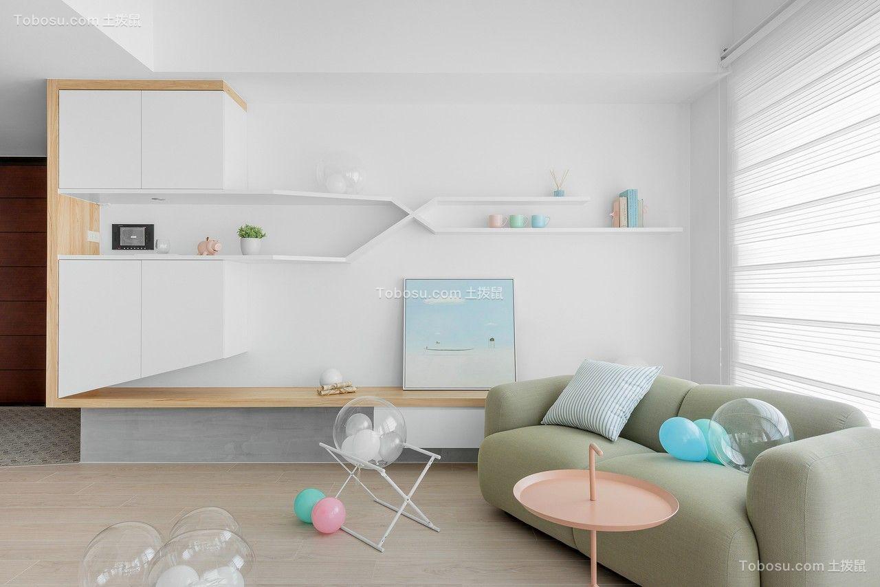 2019简单客厅装修设计 2019简单细节装饰设计