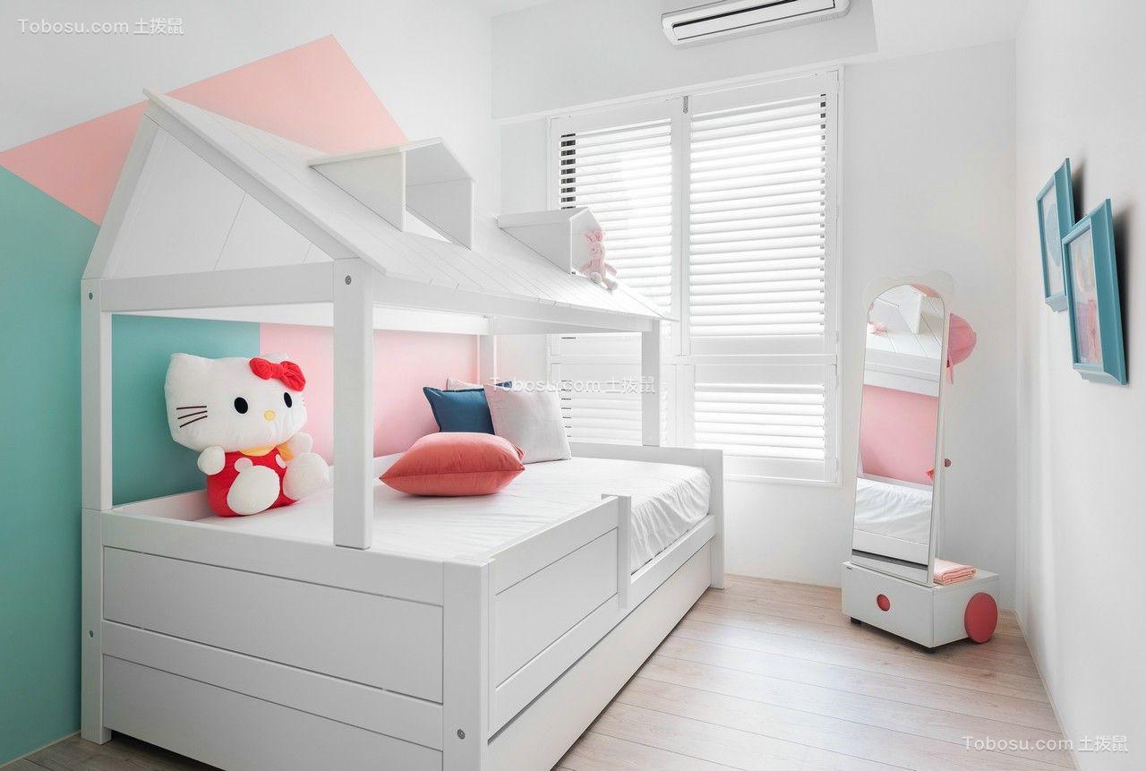 2019简约儿童房装饰设计 2019简约细节装修图片