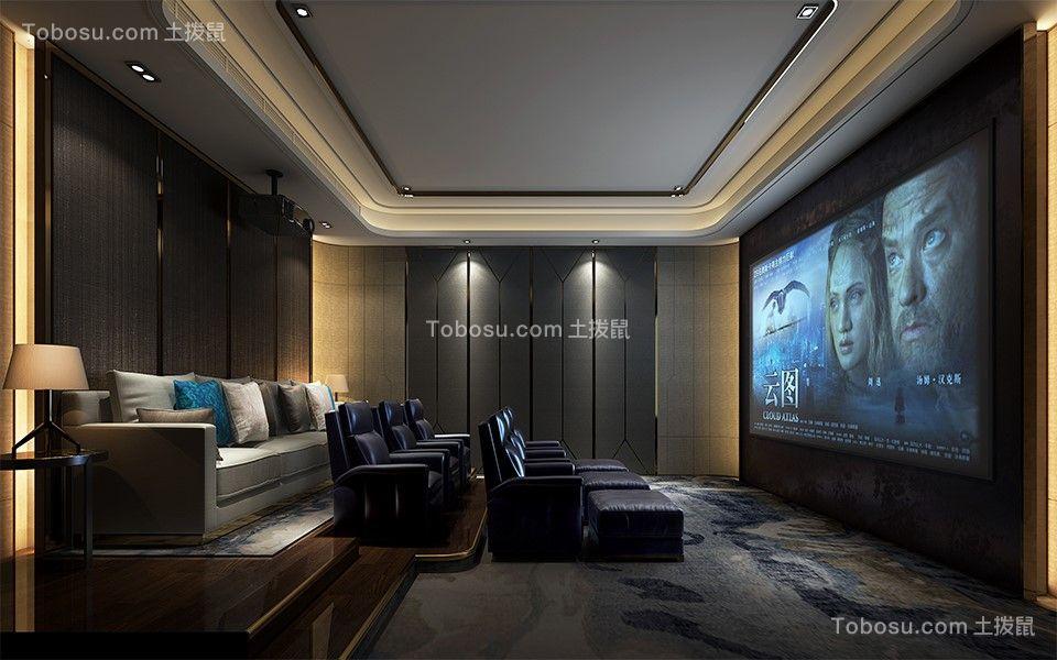 2019美式地下室效果图 2019美式细节装饰设计