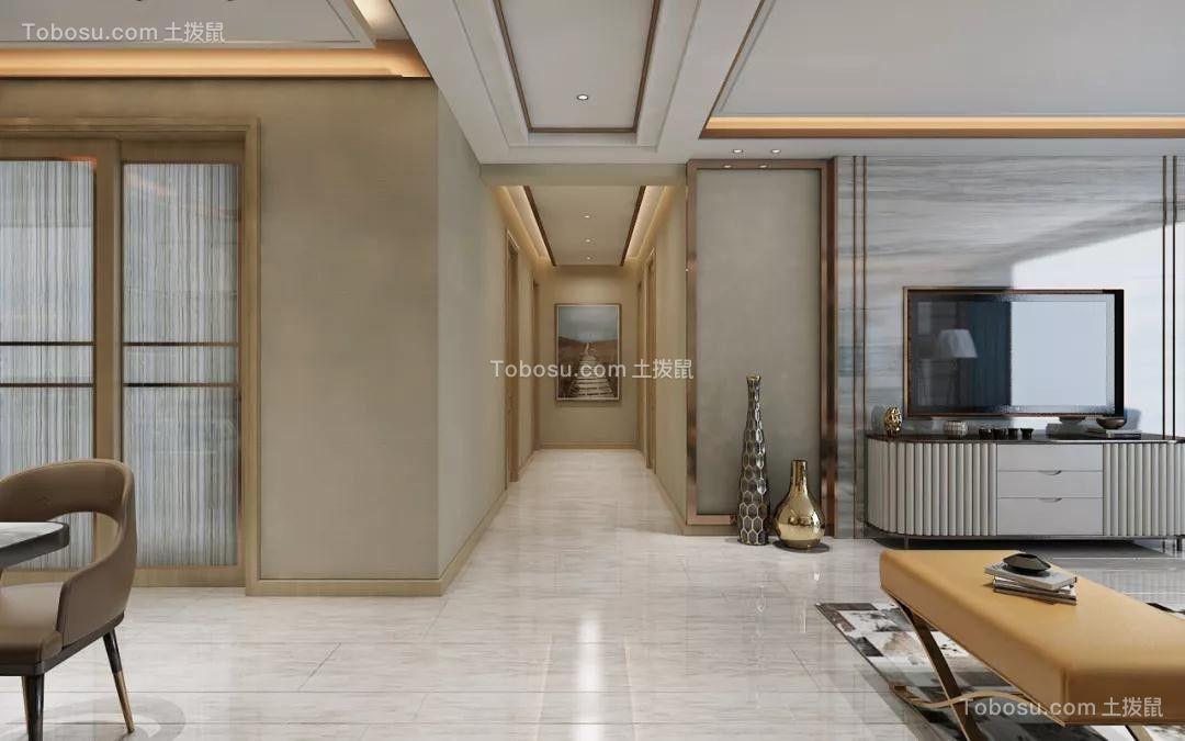2019现代客厅装修设计 2019现代走廊装修效果图大全