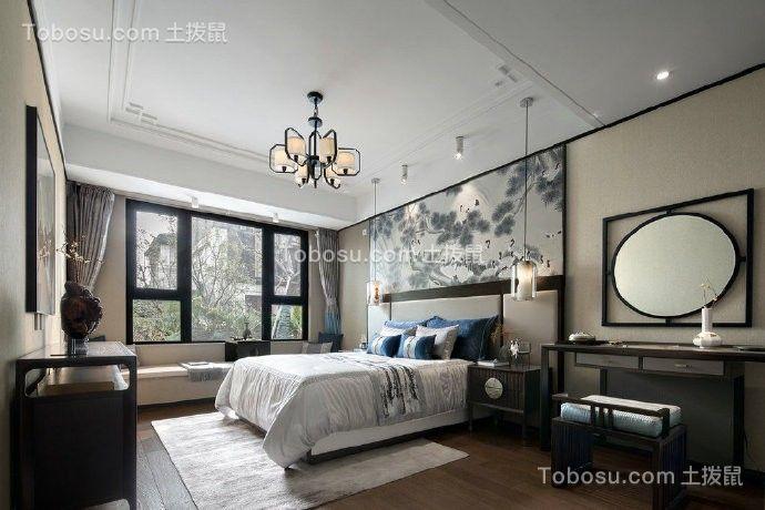 儒雅新中式风格家居装修设计,东方元素特别有韵味! 