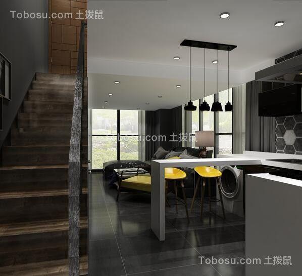 2020现代客厅装修设计 2020现代楼梯装修设计