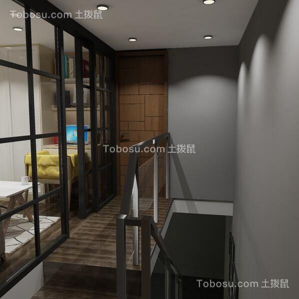 2020现代玄关图片 2020现代楼梯装修图