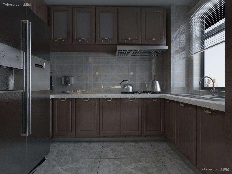 2019新中式厨房装修图 2019新中式细节装饰设计