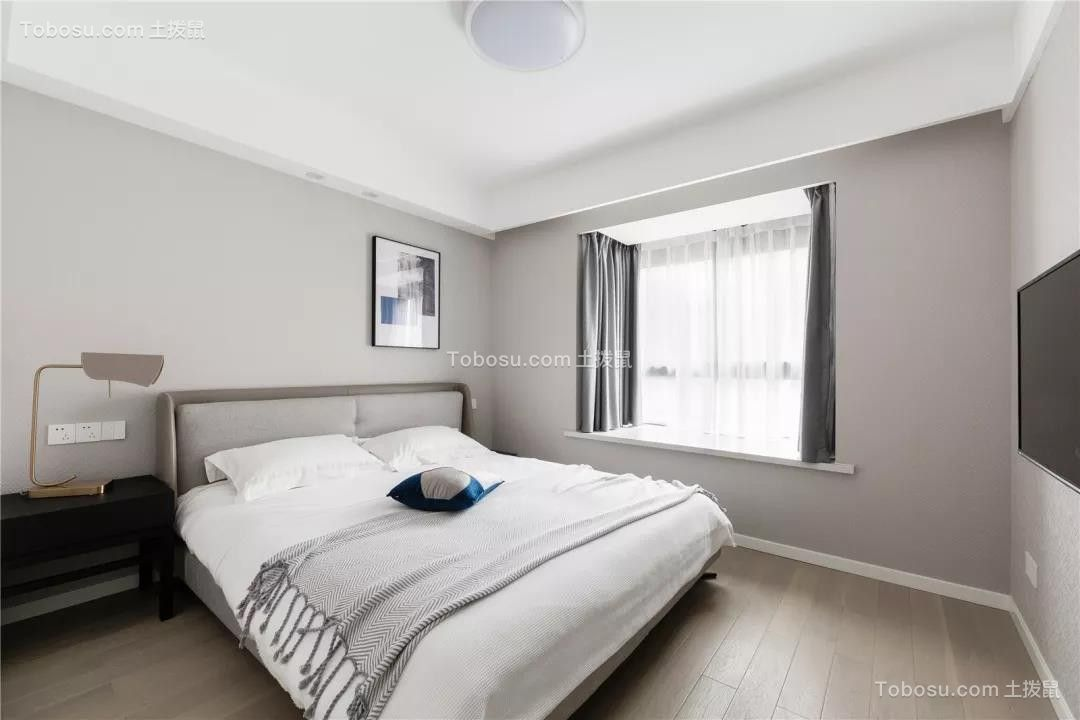 2021现代卧室装修设计图片 2021现代背景墙装饰设计