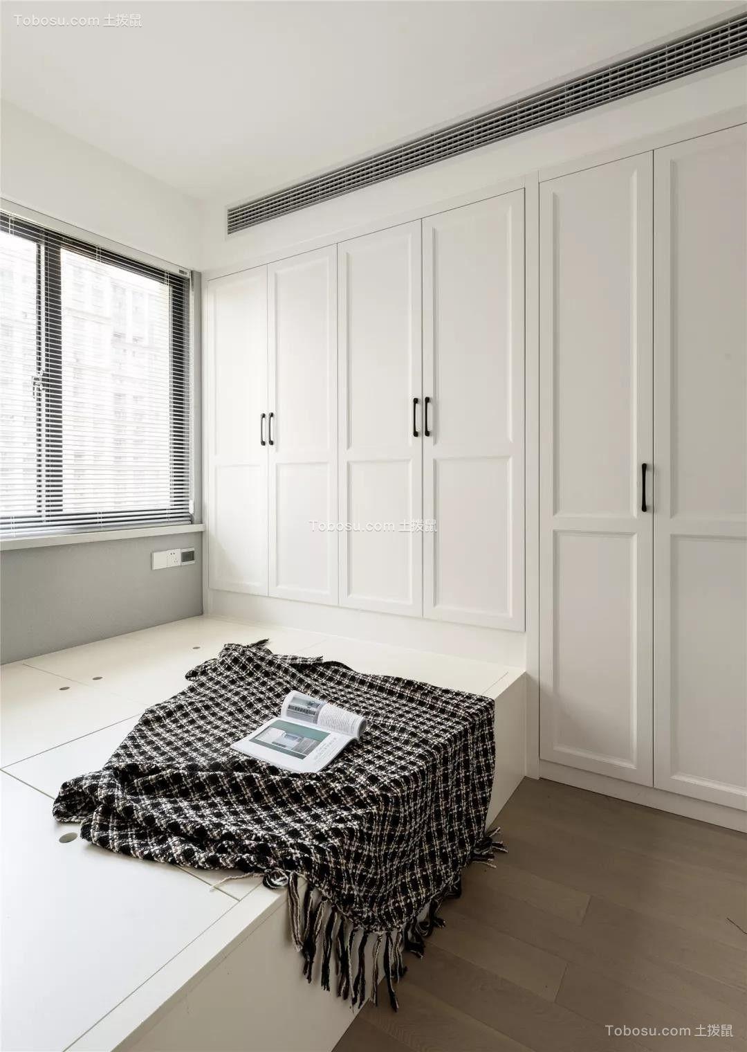 2021现代卧室装修设计图片 2021现代榻榻米装修设计