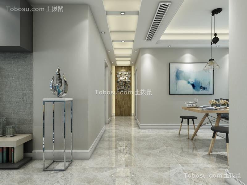 2020现代简约玄关图片 2020现代简约背景墙装饰设计