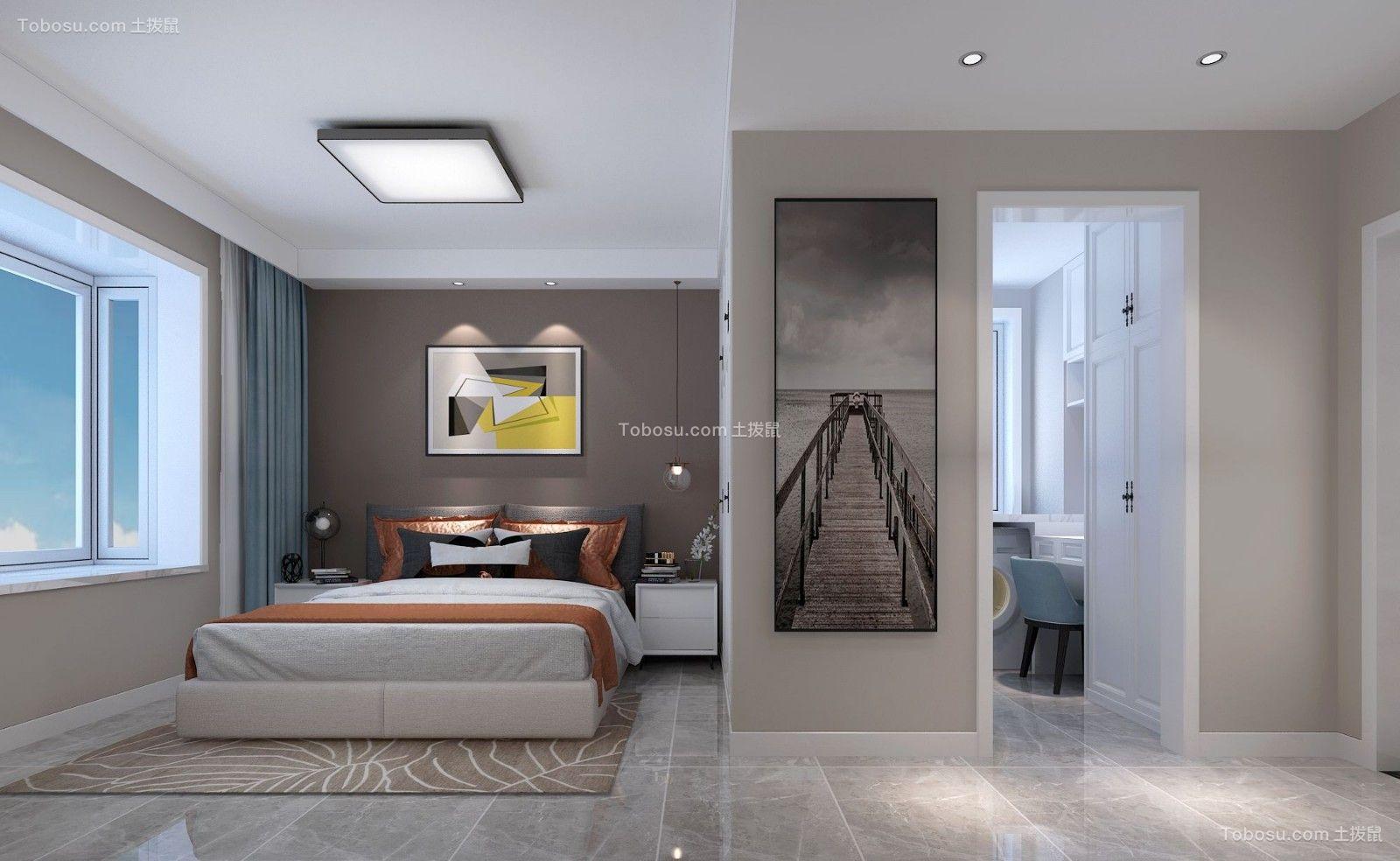 2020现代卧室装修设计图片 2020现代窗台装修设计图片