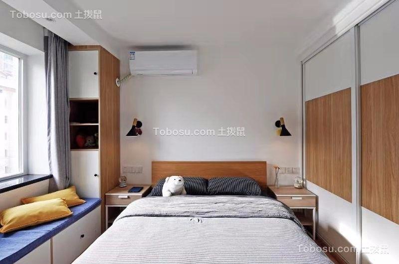 2020简约卧室装修设计图片 2020简约衣柜图片