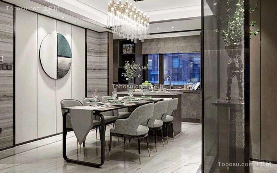2019中式厨房装修图 2019中式吧台装修设计图片